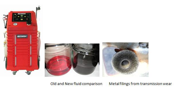 Transmission-flush-&-Fluid-Exchange